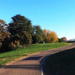 CJASTELUT - eco-friendly triple layer zoning paving in FVG - Slurry Srl