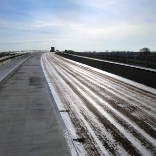 Viaduct bitumen membrane - Slurry Srl