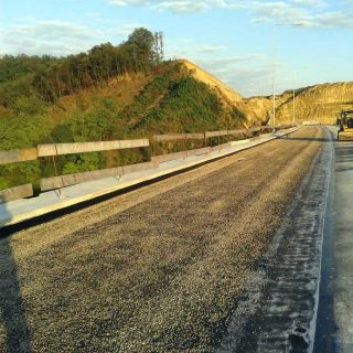 CRW of road paving - Slurry Srl