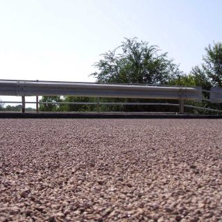 Single layer paving for road surface maintenance - Slurry Srl