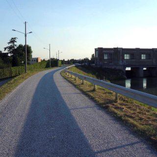 Padua - slurry-type double layer unpaved roads - Slurry Srl