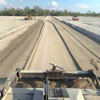 Road stabilisation - Slurry Srl